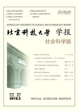 《北京科技大学学报(社会科学版)》