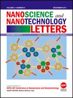 《Nanoscience and Nanotechnology Letters》