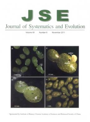 《Journal of Systematics and Evolution》